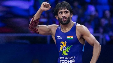 Bajrang Punia wins gold in Tbilisi Grand Prix