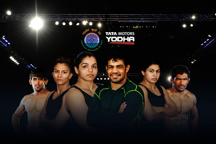 Tata Motors commits to drive Indian wrestling; Sporty Solutionz facilitates historic tie-up