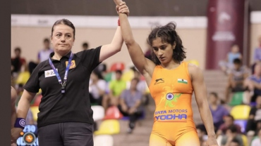 Vinesh wins 3rd successive gold in 53kg in Poland Open