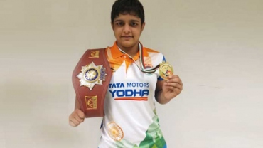Sonam grabs gold, Komal in final at Cadet World Championship