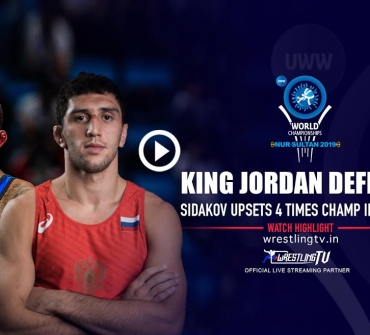 UWW World Championship: King Jordan defeated in the semi-finals