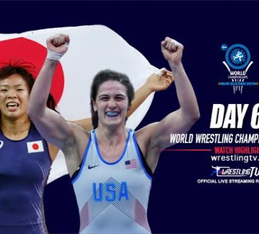 UWW World Championship 2019 : End of Day 6 Russia leads the table, Japan close second