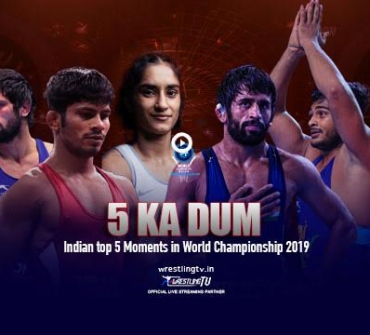 UWW World Championship review : India registers best medal haul, but is it good enough ???