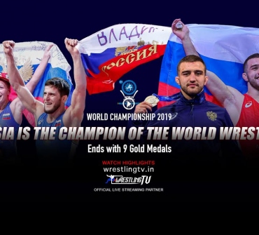 UWW World Championship 2019 ends, Russia is the wrestling king of the world