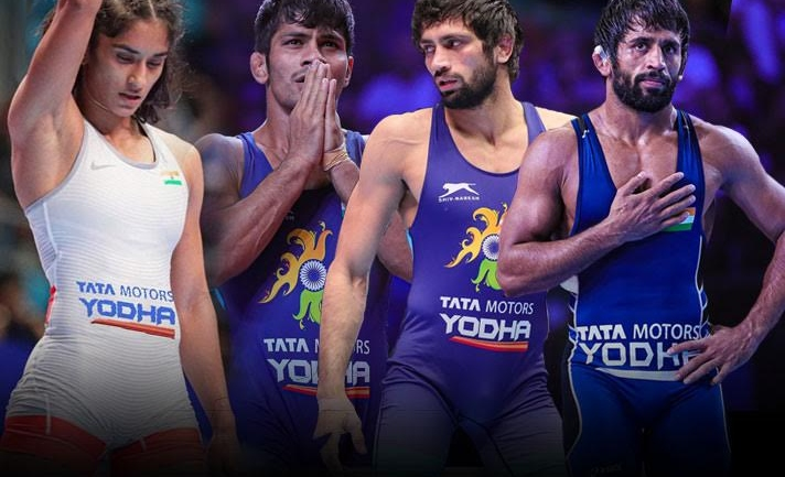 Tata Motors drives Indian wrestling to UWW medals and rankings glory