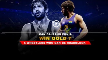 UWW World Championship : 5 wrestlers who can be roadblock for Bajrang Punia's Gold hunt
