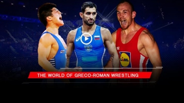 UWW World Wrestling Championship 2019- The World of Greco-Roman Wrestling