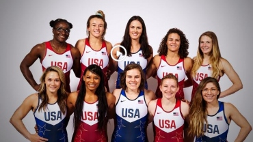 UWW World Wrestling Championship 2019 : Inside view of USA Women wrestlers camp