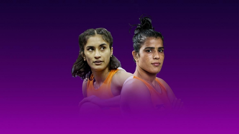 UWW World Championship LIVE: Vinesh, Seema back in repechage