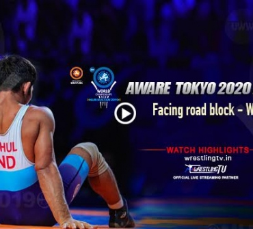 World Championship bronze in pocket but Aware's Tokyo 2020 dreams faces dead-end