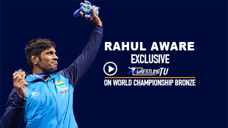 RAHUL AWARE EXCLUSIVE – On World Championship Bronze