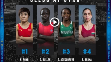 UWW World Championship Live: 57kg women category preview