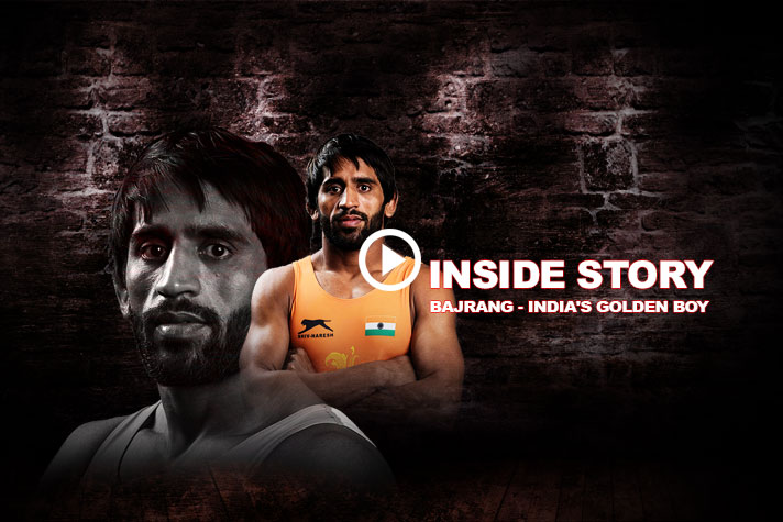 InsideStory of Bajrang Punia: India's Golden's Boy