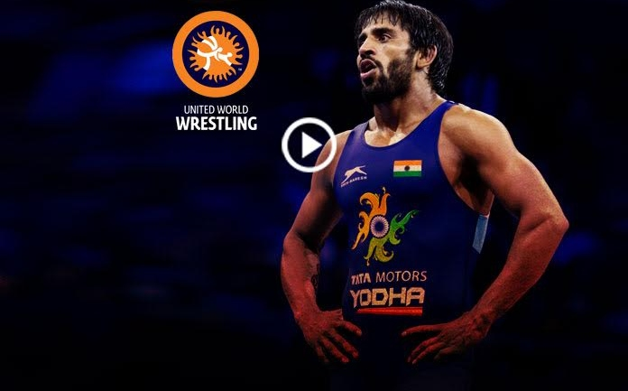 Bajrang Punia Exclusive: Gunning for gold with an eye on Tokyo