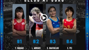 UWW World Championship 2019 Live: Pooja Dhanda to wrestle in 59kg non-Olympic category