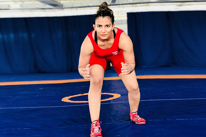 Geeta Phogat wants to make a comeback to wrestling