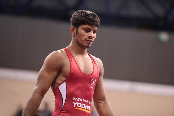 Rahul Aware's wrestling journey began due to his hot temper: Father
