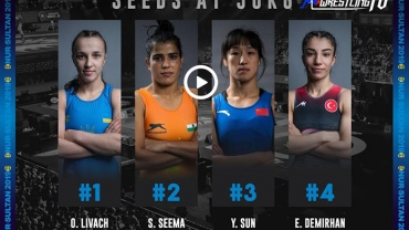 UWW World Championship: India's Seema seeded second in 50Kg weight category