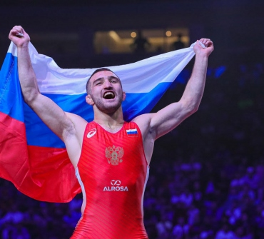UWW World Championship: Russia dominates freestyle category, wins 4 out of 6 golds