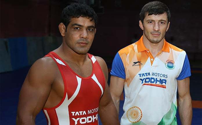 World Wrestling: Yogeshwar stands by Sushil says his experience will help