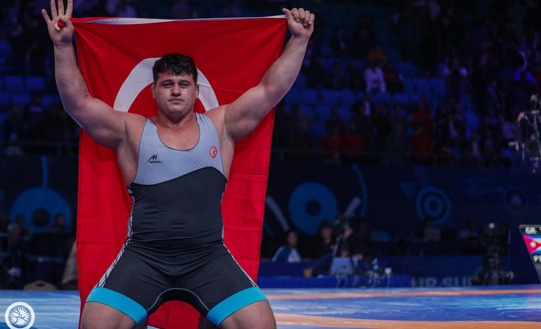 World Wrestling Championship: Russia loses it grip over Greco-Roman world