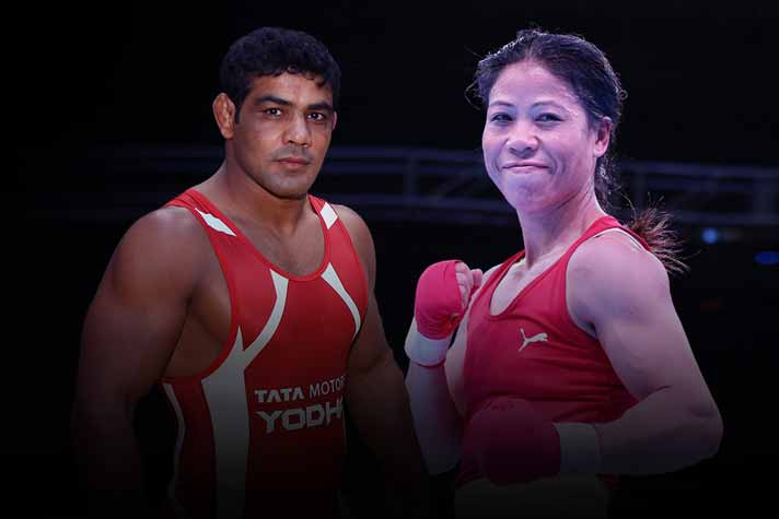 Sushil Kumar slams Marykom, says she should give trials : Report