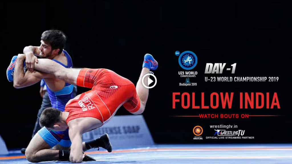 UWW U23 World Wrestling Championships,U23 World Wrestling Championships 2019,U23 World Wrestling Championships 2019 Live,UWW World Championship Live,Wrestling Videos