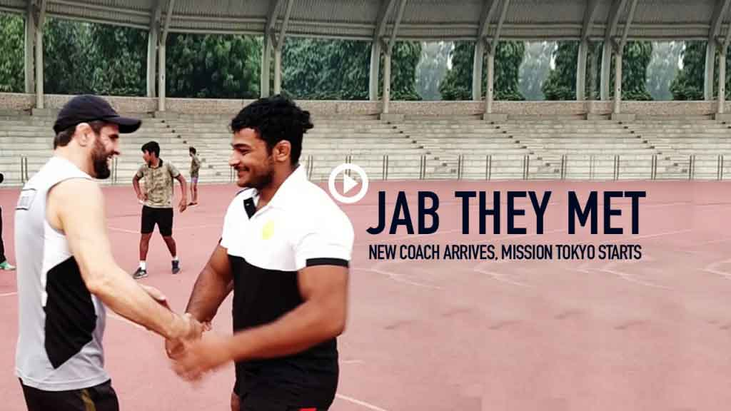 Deepak Punia,Ravi Dhaiya,Deepak Punia Coach,Indian Wrestling Team,Indian Wrestlers