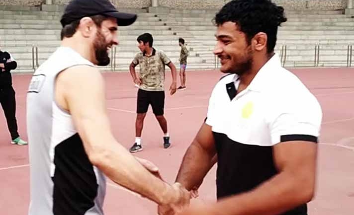 Jab they met : Foreign Coach Murad arrives in India, Mission Tokyo 2020 starts for Deepak Punia and Ravi Dhaiya