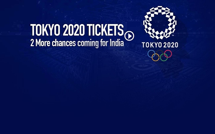 One gone, two more chances for Indian & World wrestlers to qualify for Tokyo 2020