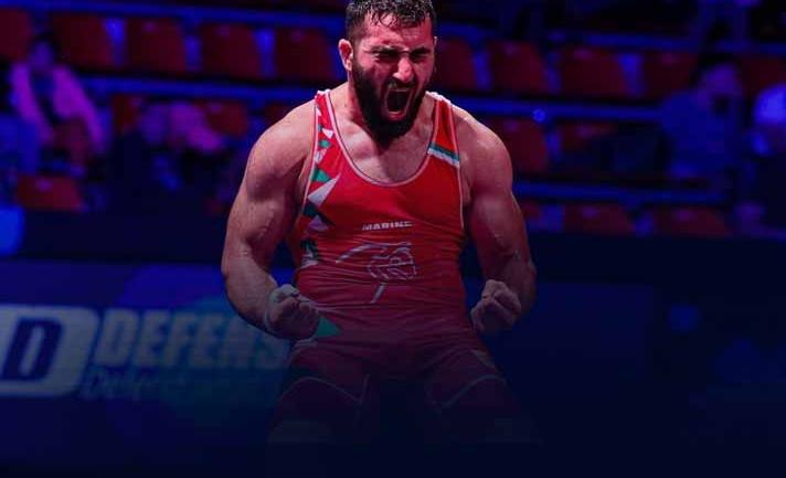 UWW U23 World Wrestling : Andreu Ortega and Goleij Claim Second U23 World Titles at Budapest