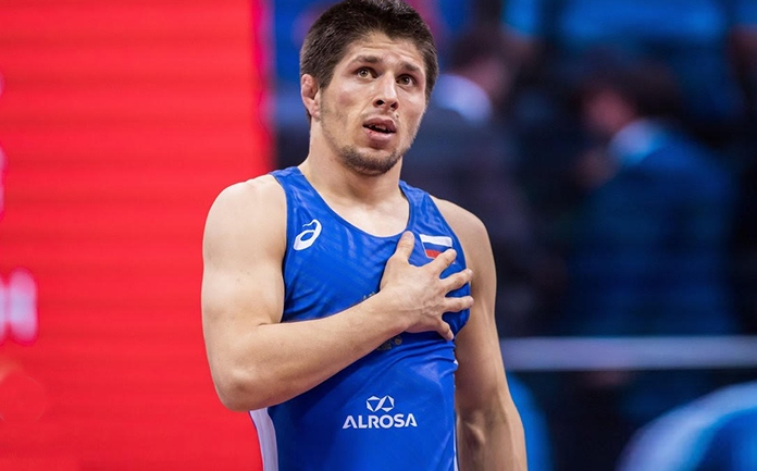 Olympic Champion Ramonov returns to mat after deliberating coaching stint with Bajrang