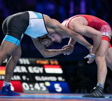 UWW Greco-Roman World Cup : Draws announced, champions Russia clubbed with host Iran