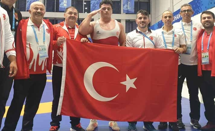 World Military Games : Champion of the world, Riza Kayaalp wins Gold, India disappoint