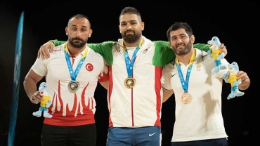 ANOC World Beach Games : 4 Wrestling categories brings 4 different nations as champion on the final day