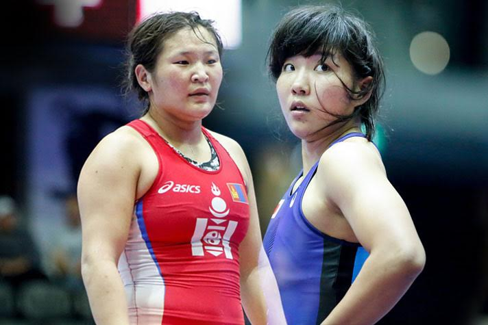 Women World Cup wrestling: Host Japan thrashes Ukraine 9-1, Mongolia stuns second seed Russia