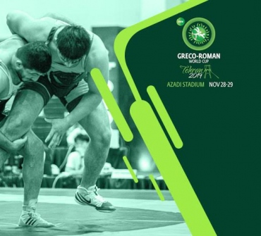 China to replace Hungary in the 8 team Greco-Roman world cup competitions