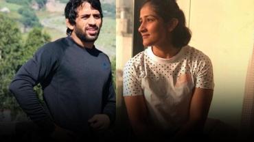 Bajrang Punia-Sangeeta Phogat engagement on 24th November, marriage after Tokyo Olympics