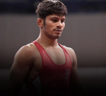 Asian Wrestling Championships: Aware outplays Pak wrestler