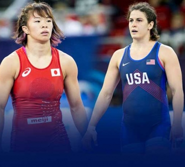 Women Wrestling World Cup : 18 World medallists including Gray & Kawai will be in action in Japan