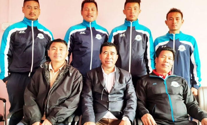Senior National Wrestling Championships: 5 member team announced by Nagaland for Jalandhar Nationals