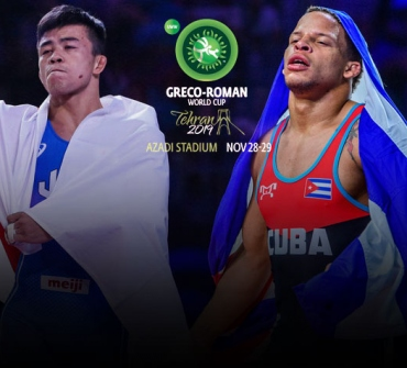 After Women World Cup, wrestling world gears up for Greco-Roman world cup in Tehran
