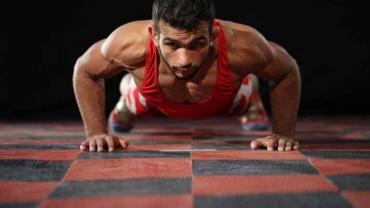 Amit Dhaiya, once the wonder-boy of Indian wrestling (Kushti) ready to make a comeback
