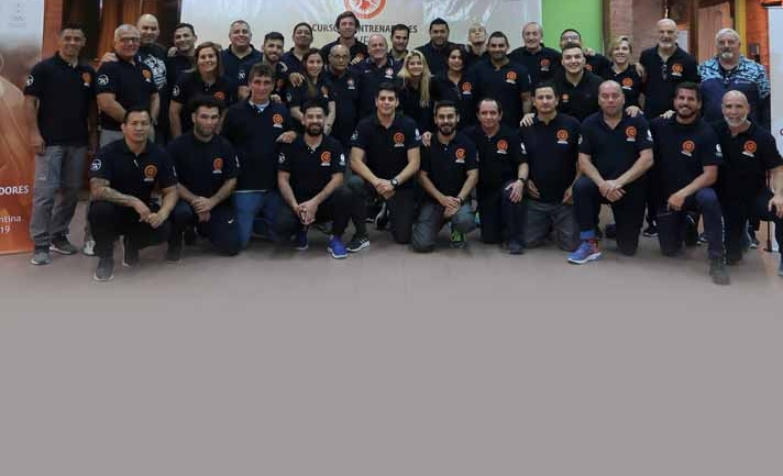 Wrestling Coaches Course : Argentina hosts level 3 technical course for coaches