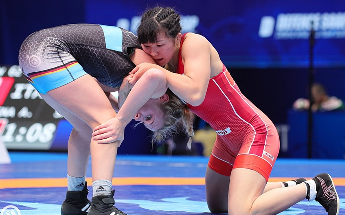 Women's Wrestling World Cup : Four time defending champion Japan will start as favorite