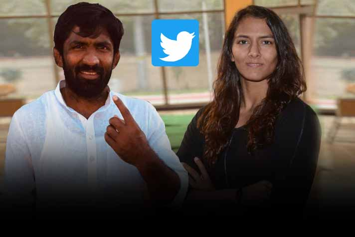 Ayodhya Verdict : Geeta Phogat positive message trends on twitter