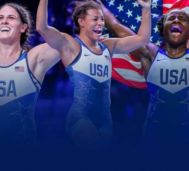 Women Wrestling World Cup : Gray, Mensah-Stock, Winchester included in the USA squad for event in Japan