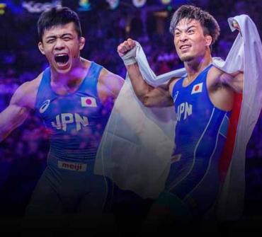 Greco-Roman wrestling world cup – Japan includes world champion Ota and Fumita in 12-man squad