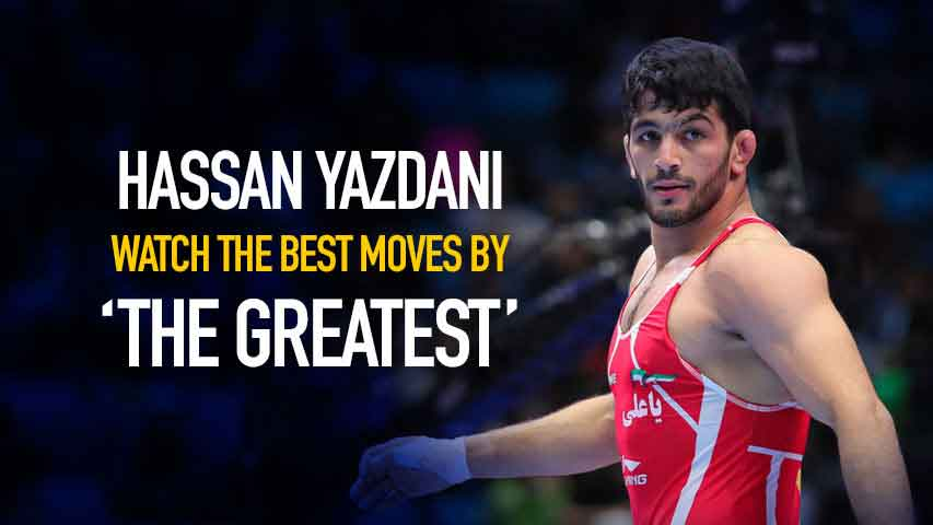 Hassan Yazdani - Watch The Best Moves by ' The Greatest '