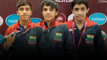 U-15 Asian Wrestling Championships: India wrestlers shine, wins unprecedented 6 Golds on Day 2
